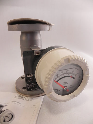 "ABB Armored Variable Area Flowmeter 2"" AM54073 DN 50"