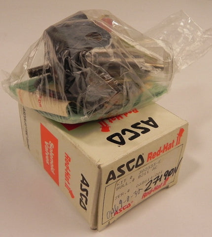 Asco Red Hat Valve Rebuild Kit Factory Sealed 302333-E