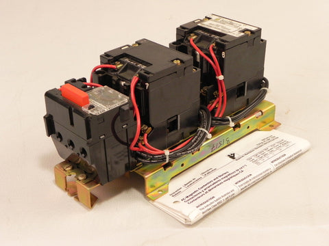 Square D Magnetic Contactors 8736 and Starter SFC20