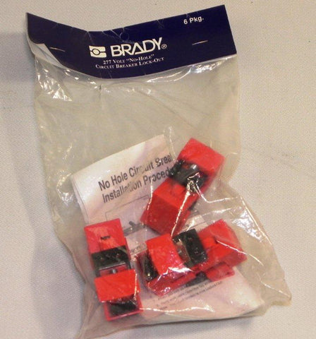 Brady Clamp-On Breaker Lockouts 65965