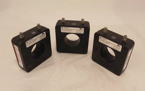 Square D Current Transformer 64R-201  (lot of 3)
