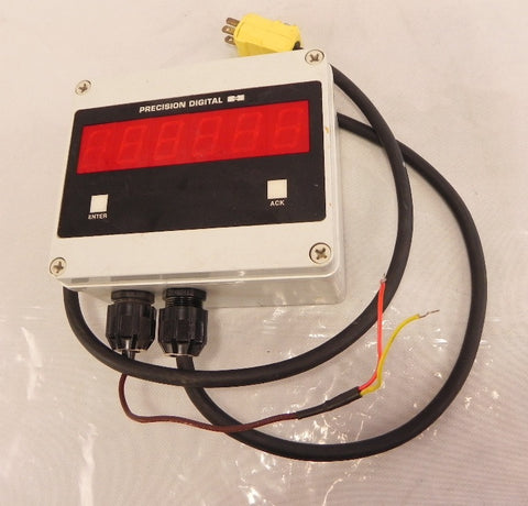 Precision Digital Temperature Indicator PD755-44