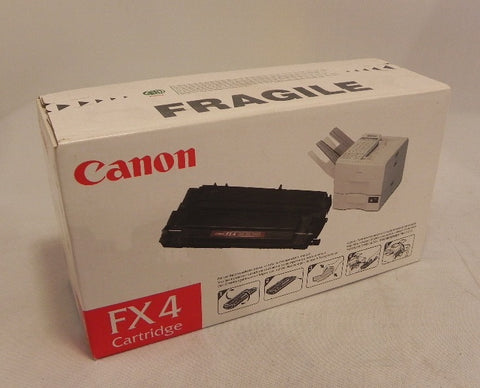 Canon Black Toner Cartridge Factory Sealed 1558A003(AA) FX4