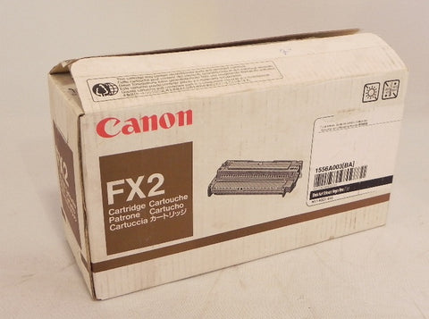 Canon Black Toner Cartridge FX2 1556A003(BA)