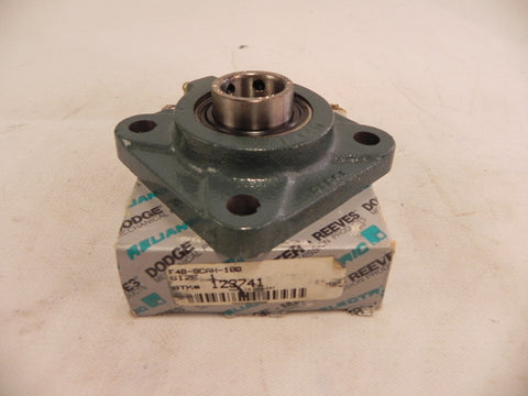 Dodge Bearing Flange F4B-SCAH-100 or F4BSCAH100