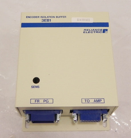 Reliance Electric Encoder Isolation Buffer 3EB1