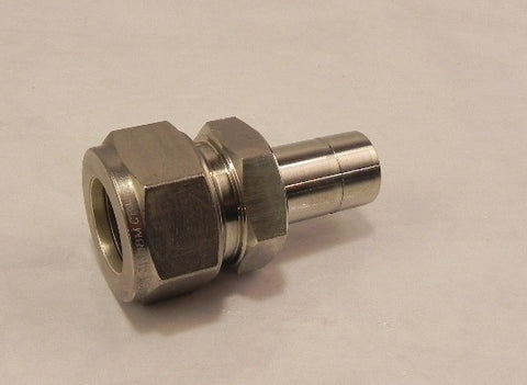 Ham-Let Connector Reducer Let-Lok 767LT SS 18mmX 22mm (5)