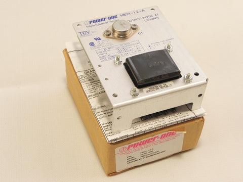 Power-One International Series Power Supply HB24-1.2A