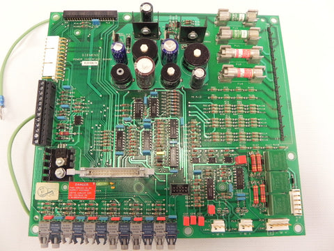 Siemens Power interface Board R15F02A174