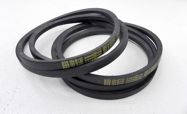 0.50 Width A158 Continental ContiTech HY-T Plus V-Belt Inside Length 0.31 Height 158 Approx