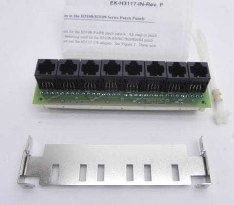 Allen Bradley Patch Panel H3117-LA  2499
