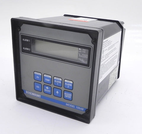 Rosemount Conductivity Microprocessor Analyzer 1054BT