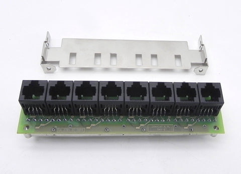 Allen Bradley  Patch Panel Module H3117-LA 2699 (2)