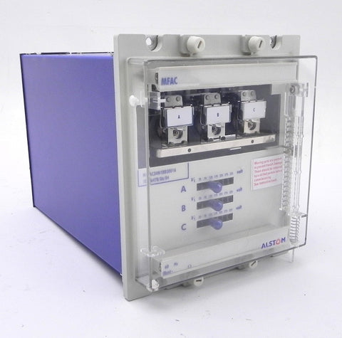 Alstom Gec Protection Relay MFAC34N1BB3001A