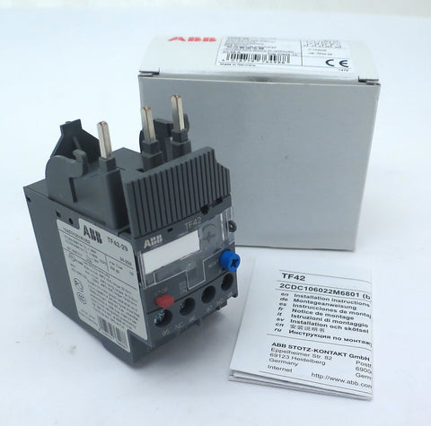 ABB Thermal Overload Relay TF42-29