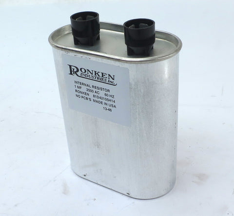 Ronken Capacitor With Internal Resistor 81D42105H14
