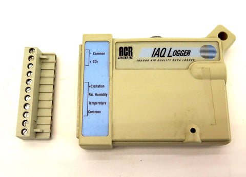 ACR Systems IAQ Logger Indoor Air Quality Data Logger