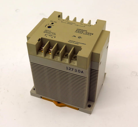 Omron Power Supply S82K--324
