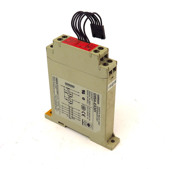 Omron Safety Relay Expansion Unit G9SA-EX301 on
