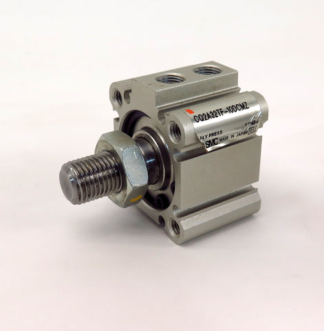 SMC Pneumatic Compact Cylinder CQ2A32TF-10DCMZ 10mm Stroke