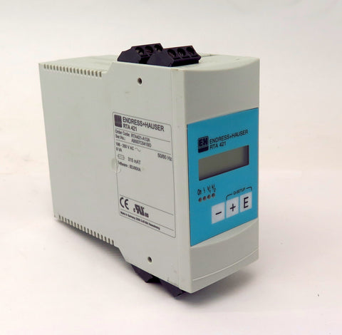 Endress+Hauser Limit Alarm Switch RTA421