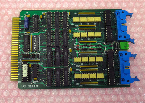 C&E IPS STD320 PC I/O Board Card