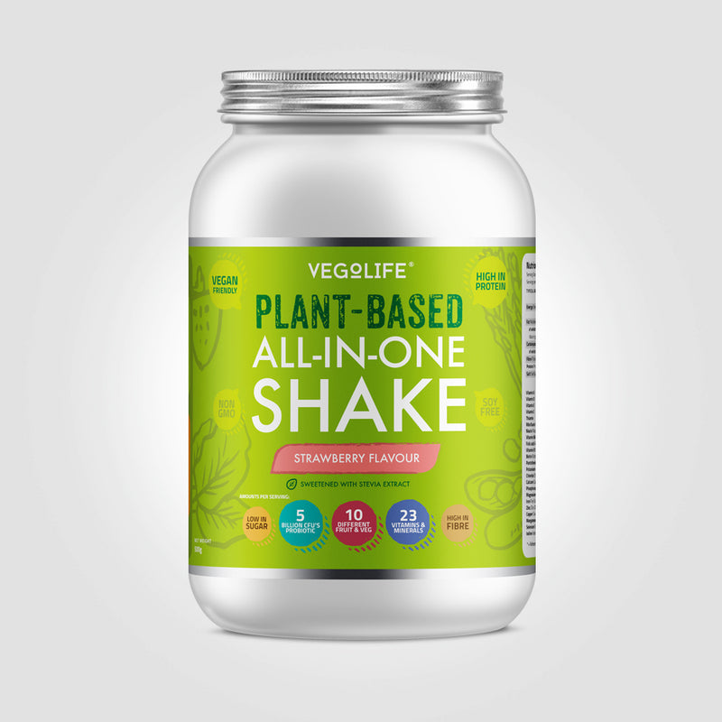 Vegan All-In-One Shake