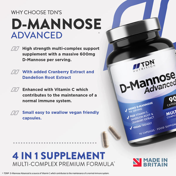 D-Mannose Advanced