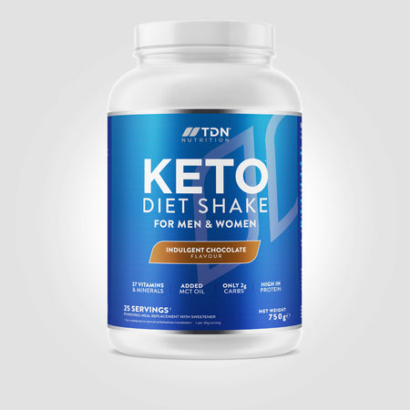 Keto Diet Shake Meal Replacement