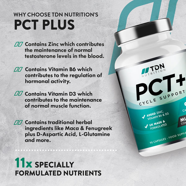 PCT Plus Cycle Support