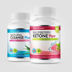 Raspberry Ketone Cleanse Duo
