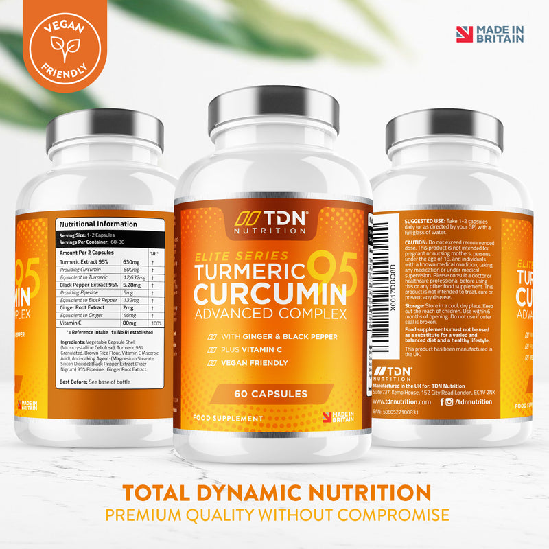 Curcumin 95 Advanced Complex