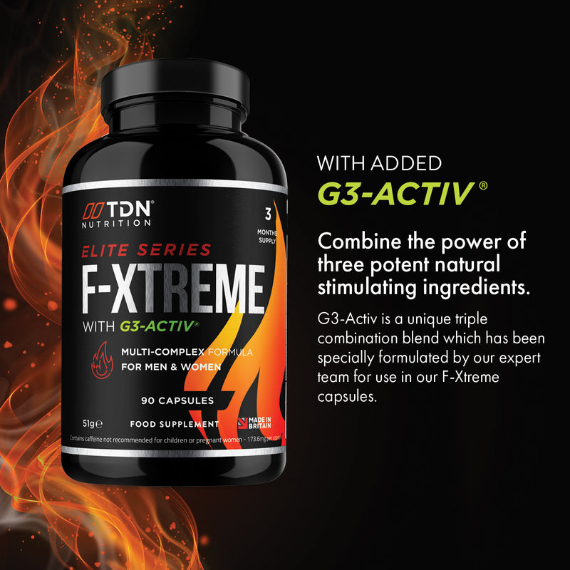 F-Xtreme Capsules with G-ACTIV®