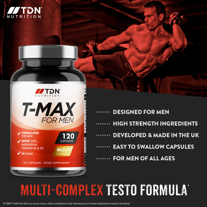 T-Max For Men