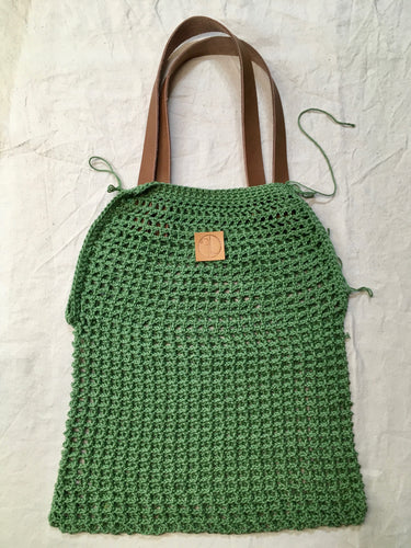 The Unbelievable Crochet Bag