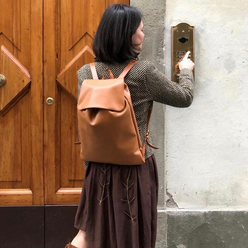 Backpack Berlin Tan