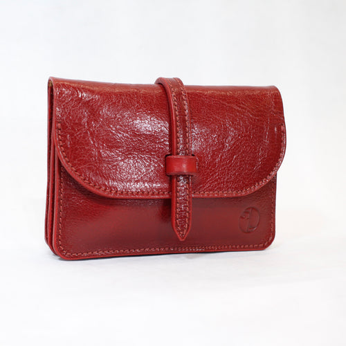 Loopy Wallet Red