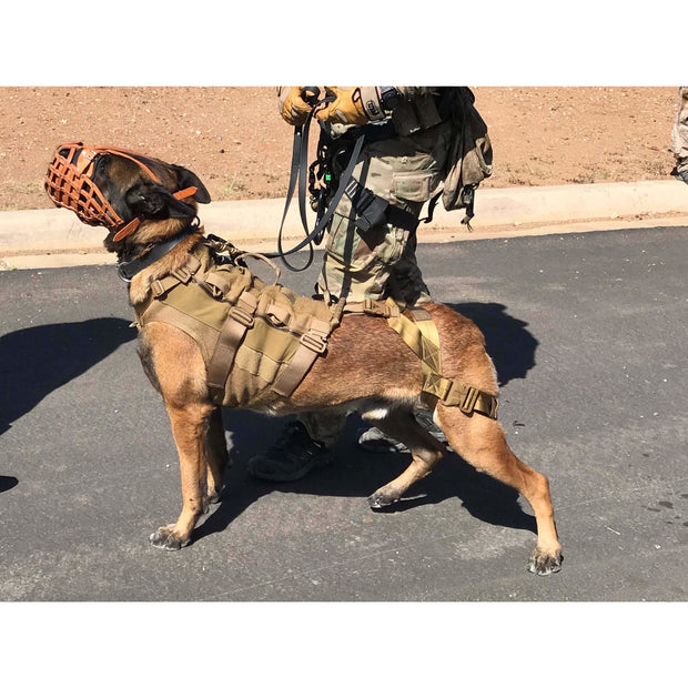 "K9 Tactical Vest- ""Operator"" Complete Kit"
