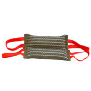 Obedience Tugs Natural Jute Material