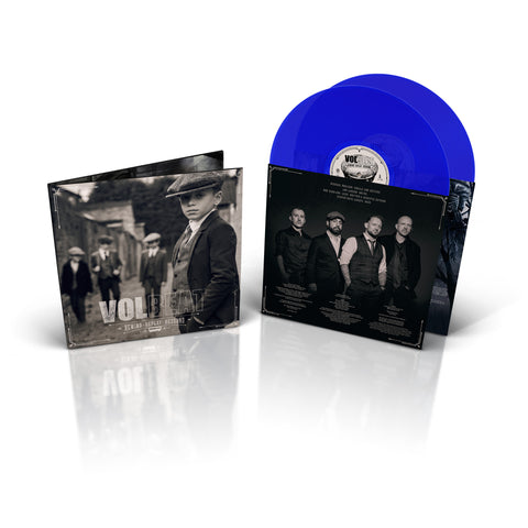 Rewind, Replay, Rebound 2LP Blue Vinyl