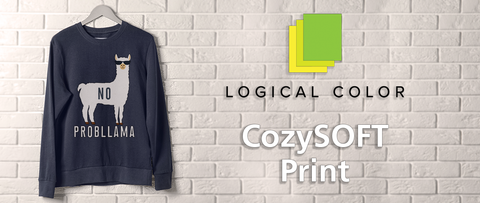Logical Color CozySoft Print - Printable Heat Transfer Vinyl