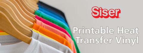 Siser Printable Heat Transfer Vinyl