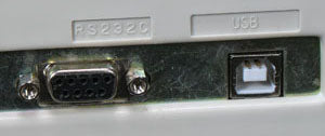 USB and Serial Connectivity