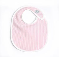 Fabric snap bib