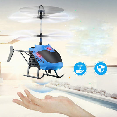 Flying RC Infrared Helicopter - Yosif Store
