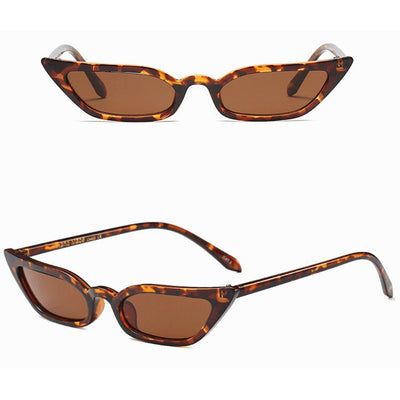 Women Vintage Cat Eye Sunglasses 2019 - Yosif Store