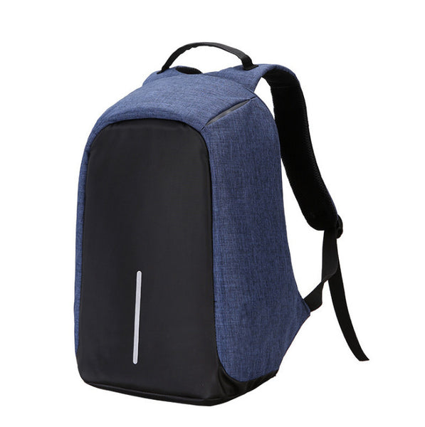 Fashion Anti-Theft Backpack with USB Charging - Yosif Store