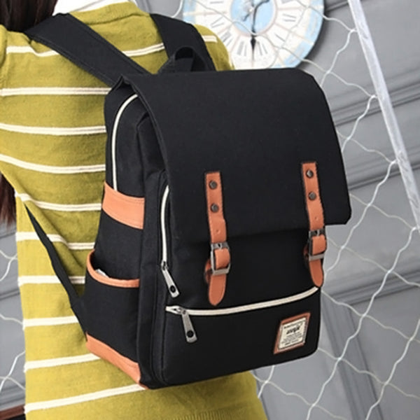 Canvas Vintage Backpack 2019 Style for Women and Men - Yosif Store