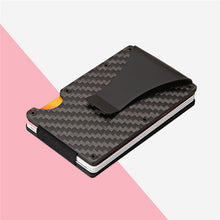 Slim Minimalist Wallet and Credit Cards Holder - Yosif Store