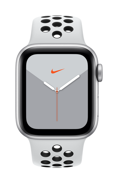 Apple Watch Series 5, Plata, 40 mm